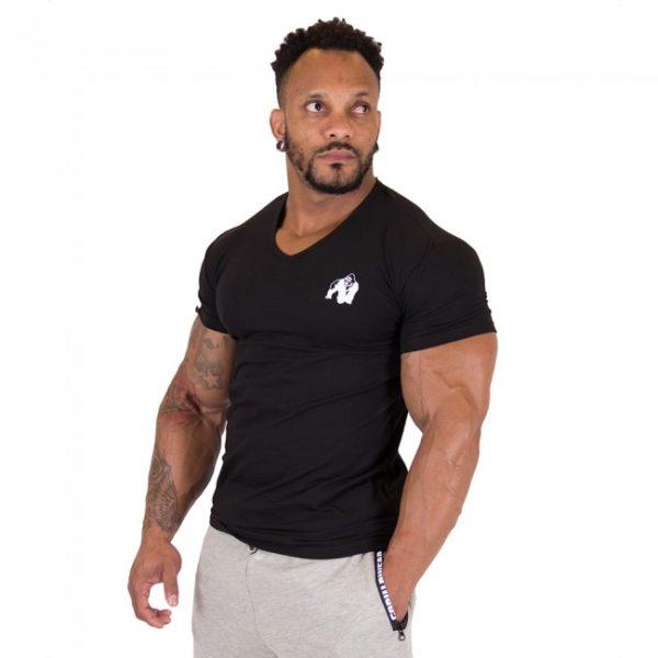 V-neck sweat Shirt