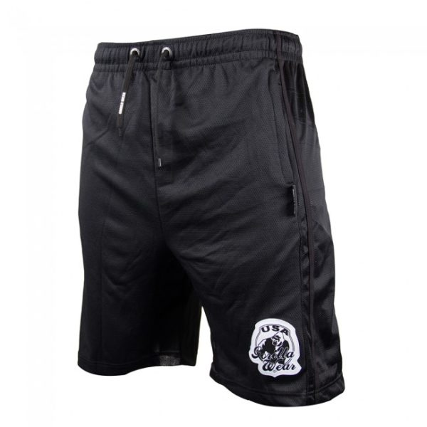 GW Athlete Oversized Shorts