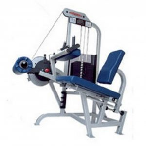 Life Fitness PRO 1 Seated Leg Curl
