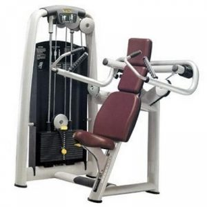 Technogym Sholder press Selection