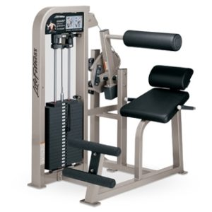 Life Fitness Pro2 SE Back Extension