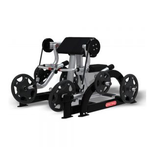 9IP-L5002-13BZS LEVERAGE BICEP CURL