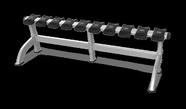9IP-R8009-13AAS SINGLE TIER DUMBBELL RACK 5 PAIR