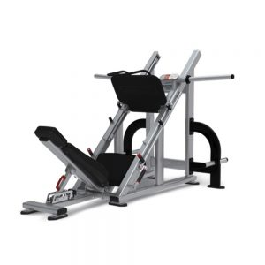 9IP-L1140-13BZS ANGLED LEG PRESS PLATE LOADED