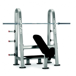 9IN-B7201-29AGS Olympic incline bench