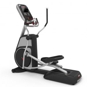 9-6140-8CT-LCD 8 Series Cross Trainer W/LCD
