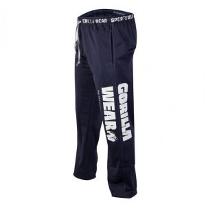 Logo Meshpants Black