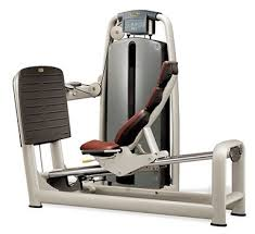 Technogym leg press selection