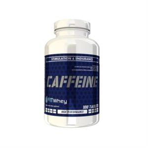 FitWhey Caffeine 100tab