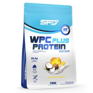 SFD Whey WPC plus 750g