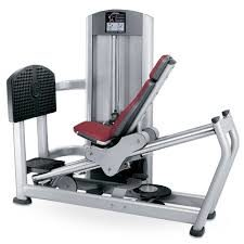 Life Fitness Signature Seated Leg Press